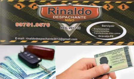 rinaldo dispachante