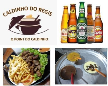 CALDINHO DO REGIS