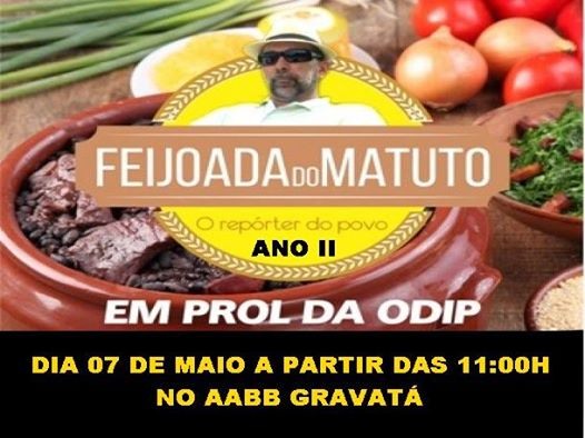 Feijoada do Matuto 2017
